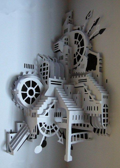 DIY图纸手工图纸图纸纸图纸城堡代表意思建上模型fmpq机器什么纸雕图片