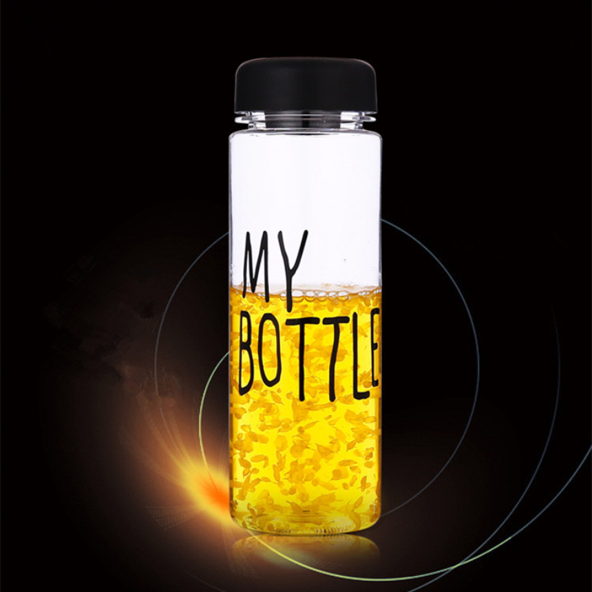 馨尚正品mybottle日本韩国字母杯my bottle 随行