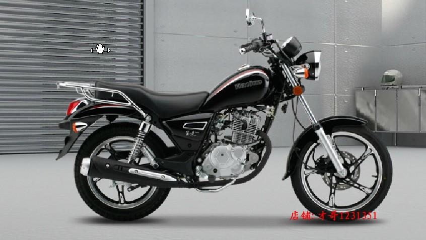 豪爵铃木小太子摩托车,HJ125-18宝逸 一淘网优