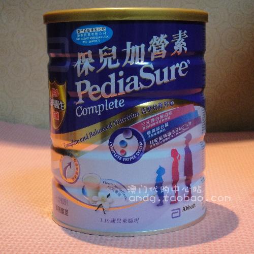 雅培小安素奶_澳洲直邮Abbott雅培PediaSure小安素奶粉助