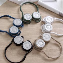 时尚无线蓝牙头戴式大耳麦 运动户外音乐耳机居家高档蓝牙大耳机