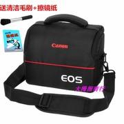 佳能单反相机包EOS 100D 550D 6D 7D2 1500D 3000D单肩防水摄影包