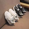 2019春秋季1-3岁女童运动鞋男童软底透气单鞋宝宝学步婴儿小白鞋
