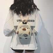 卡通双肩包包女包2020韩版百搭可爱少女小背包休闲学生小书包