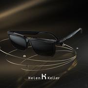 海伦凯勒2021年邓伦特别设计款太阳镜女墨镜男驾驶镜HC520