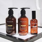 澳洲FicceCode菲诗蔻氨基酸生姜洗发水护发素护发精油套装无硅油