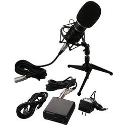 Takstar 得胜 PC-K500 电容WWW.OB.COM  主播电脑K歌录音直播话筒电