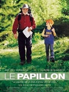 法国法语电影 蝴蝶 Le Papillon