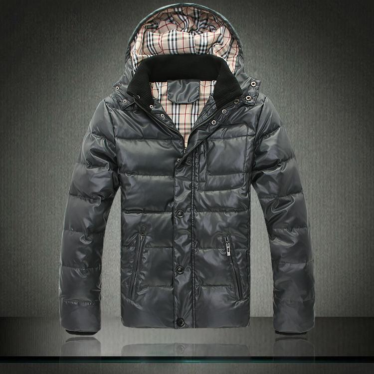 Пуховик мужской BURBERRY 1287, купить в интернет магазине Nazya.com ... 52d9b234b4a