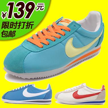 Кроссовки Nike 488291/990 2012 CORTEZ Унисекс Летом 2012 года Другой материал