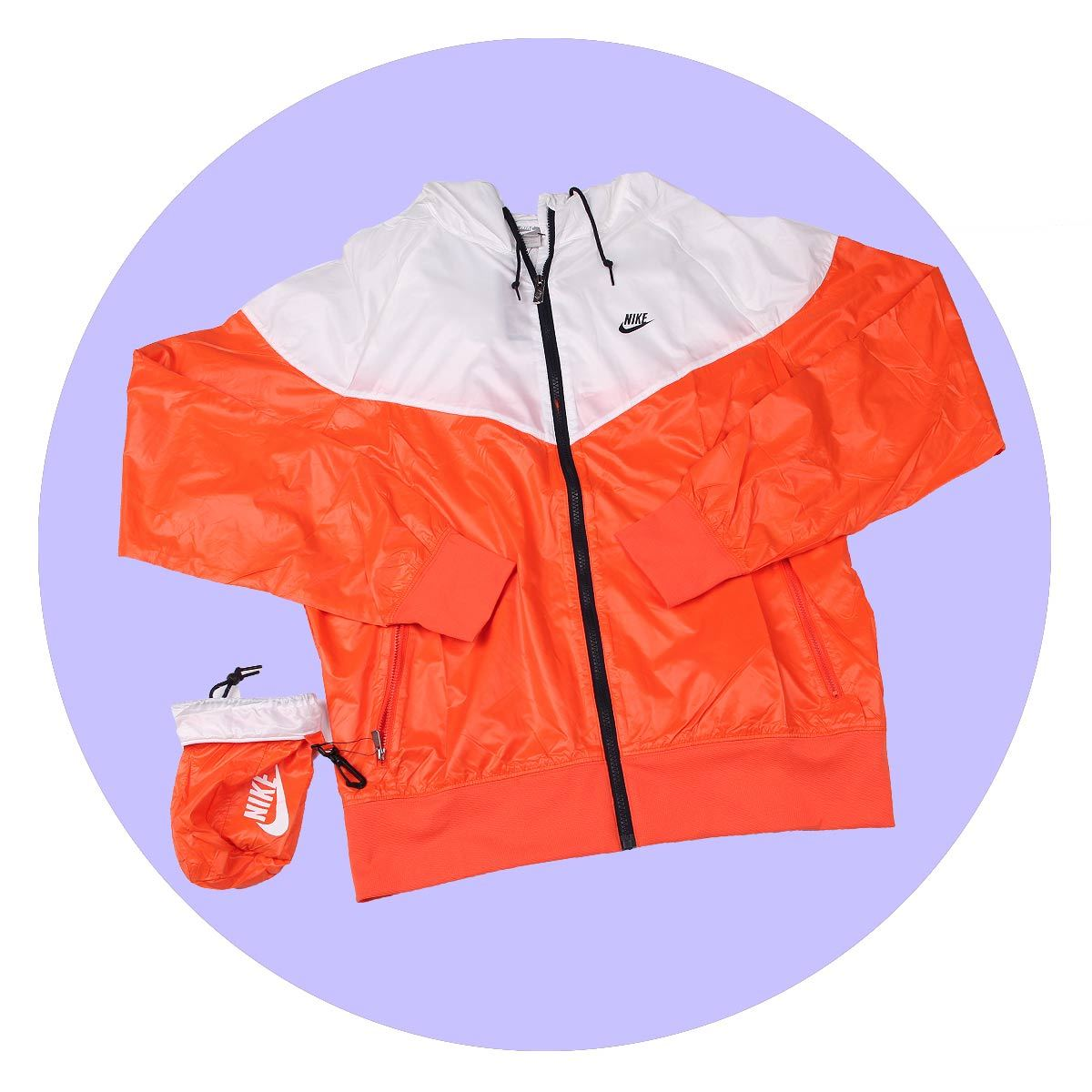 Цвет: Оранжевый / белый