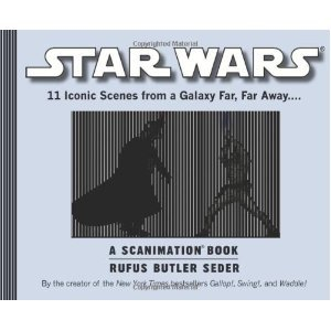 star wars: a scanimation book rufusbutlerseder