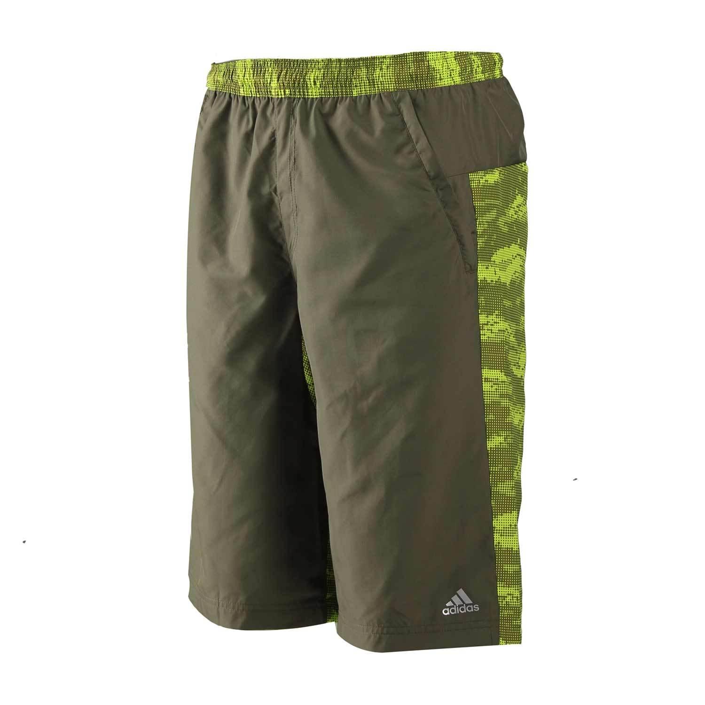 阿迪达斯男运动短裤运动服名鞋库涤纶f49211运动裤运动中长裤