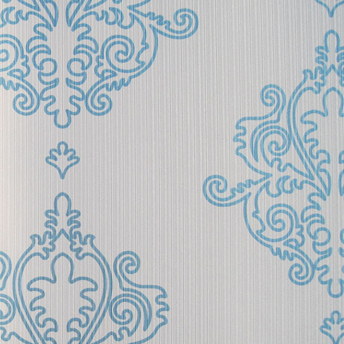 冉冉国际墙纸★欧式墙纸|壁纸复古大花.fc2302〓贵族形象大花图片