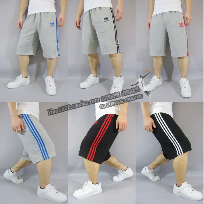 Спортивные шорты Adidas clover 68010 AD Для мужчин Шнурок 100 Для спорта и отдыха Логотип бренда % 100% хлопок