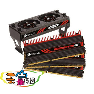 Оперативная память Other memory brands  Corsair Memory Dominator GT 12 GB (3 4GB) Memory Kit
