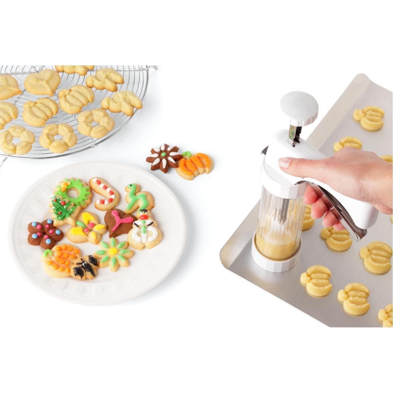 Форма для выпекания Американские пятно интересные простой файл cookie нажмите прессового производства печенья умирают с 14 узором