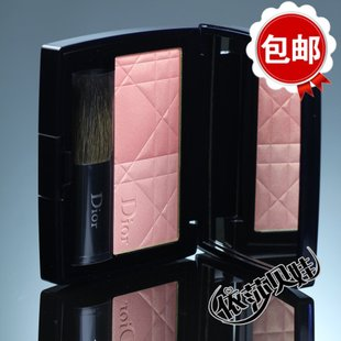 Blush color powder blush bright red Rouge 7.5G Feng Runsi slide not removing makeup