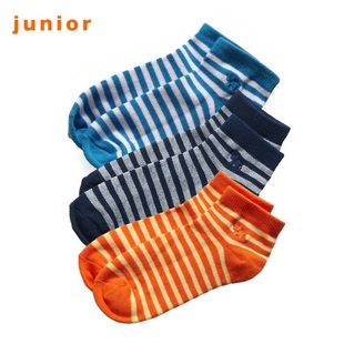 2012 Giordano underwear boys three loaded fine embroidery calf socks 03240505
