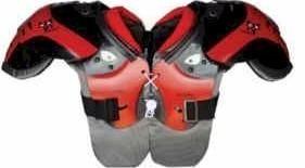 шлем для регби Заморские Кольчужный доспех Дуглас Дуглас футбол плечо колодки защитное снаряжение