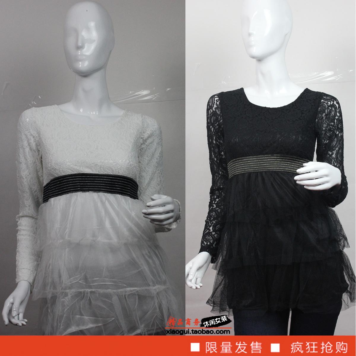 Свитер женский Wen Yu 086200 Другой Длинный рукав Классический рукав Закругленный вырез
