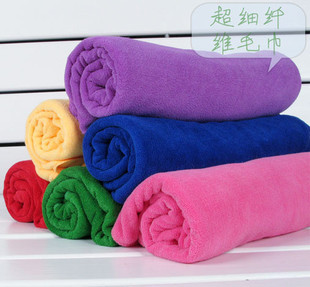 Microfiber towel wholesale price -70X140-bath-water-absorbent bath towels-Nano-wiping towel