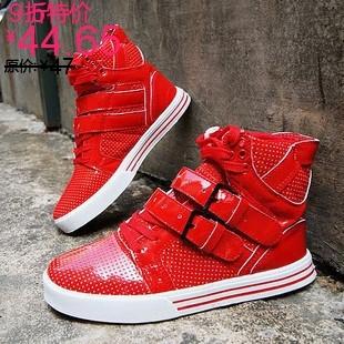 Кеды Обувь с Хай-стрит кроссовки обувь новые пары Корейский приливные обувь мужчин в Обувь мужская обувь женская повседневная обувь короткие сапоги Зима Танкетка Однотонный цвет Шнурок