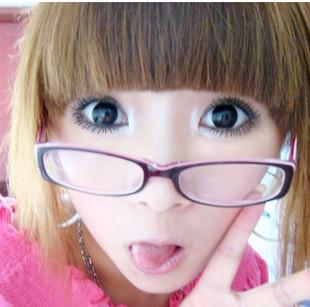 新款潮人眼镜、豹纹复古平光镜欢迎批发零售