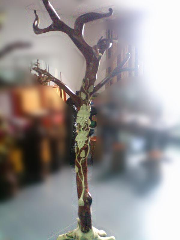 Цепочка на руку Вьетнам красного дерева палисандр античный вешалка для малых