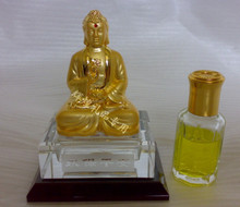 Car decoration * green Buddha forever car perfume bottle decoration to perfume