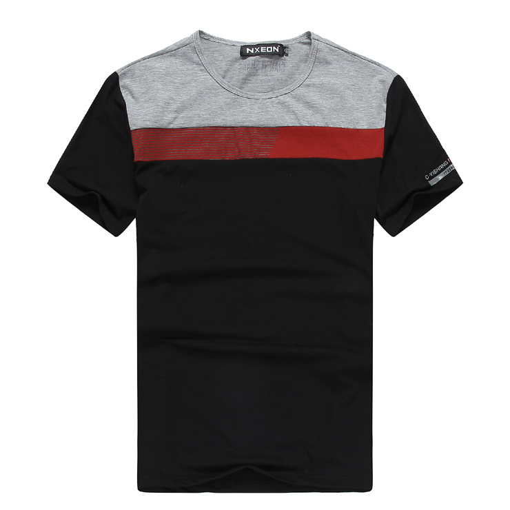卡宾短袖t恤2014男
