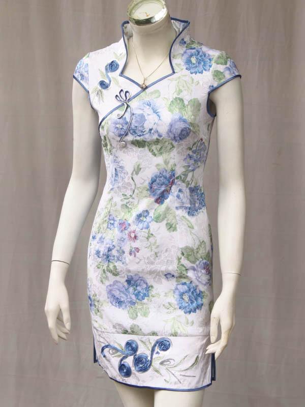 Платье Ципао Sali Er 10055/2 10055 2011