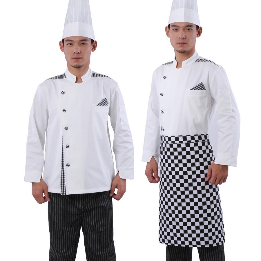 Pin uniformes chef cocina ajilbabcom portal on pinterest for Uniformes de cocina precios