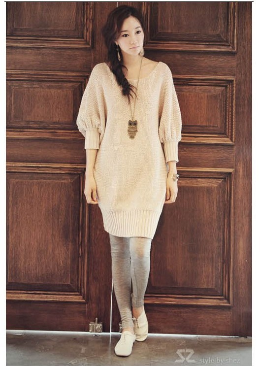 Свитер женский Дешевые p0a темперамент полые полые с битой рукава свитера Разные материалы Длинный рукав