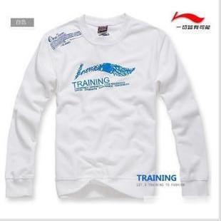 Спортивная футболка Li Ning 908 2011 Стандартный Воротник-стойка Нейлон Быстросохнущие С логотипом бренда