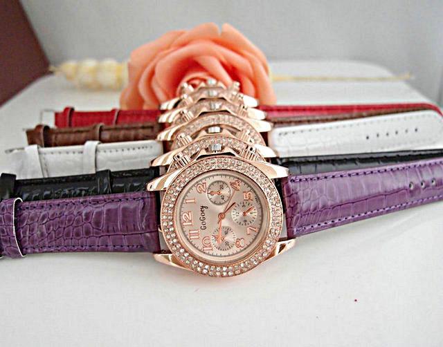 Часы GOGO Gogoey Кварцевые часы Женские Китай 2012