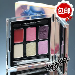 Limited Edition King of Shu Uemura Wei Hongyan  waste oil/flower fire who that makeup eye shadow + blush genuine