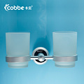 Cobbe Cabernet space aluminum tooth toothbrush cup holder cup holder toothbrush cup set three cupholders 71946 Tumbler holder