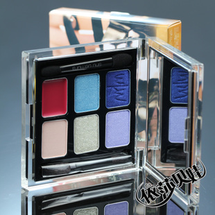 Limited Edition King of Shu Uemura/Shui Lan Wei Lanbing shine oil night makeup eye shadow + blush