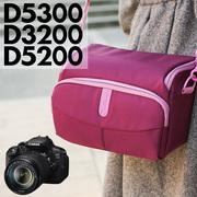 单反相机包200d女1300d可爱100d佳能750d尼康d5300便携700d摄影包