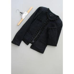 倪X335-500品牌女装短款上衣短外套0.72KG