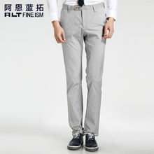 ALT FINE ISM arne blue extension 2015 new men's casual pants cultivate one's morality fashion counters quality goods on sale