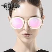 卡饰琳 潮牌大方框太阳眼镜开车经典男士女式墨镜百搭潮人太阳镜