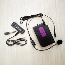 戴乐爱歌歌郎 V10万能无线话筒音箱响通用USB接收器适配器麦克风