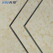 吉塑3mm15丝 莎安那米黄铝塑板外墙幕墙广告门头背景 UV铝塑板