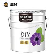 高登DIY白色油漆环保净味墙面工程涂料22kg哑光18L面漆内墙乳胶漆
