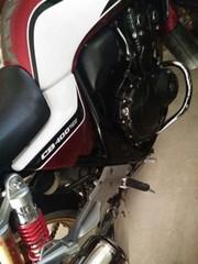 本田CB400机油盖01至18年款不锈钢防撬机油尺摩托车改装配件