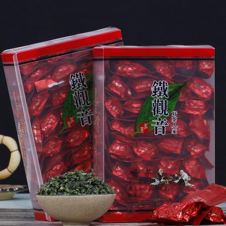 兰花铁观音礼盒