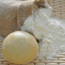 农家自种石磨小麦面粉馒头饺子面筋粥面条必选五谷杂粮健康五斤装